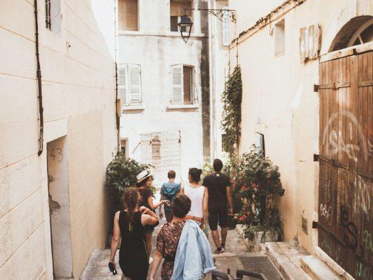 Balade guidée de Marseille